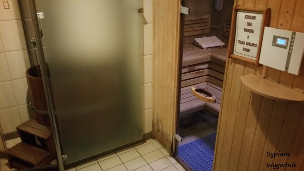 Hotel Mercure Jelenia Góra - sauna