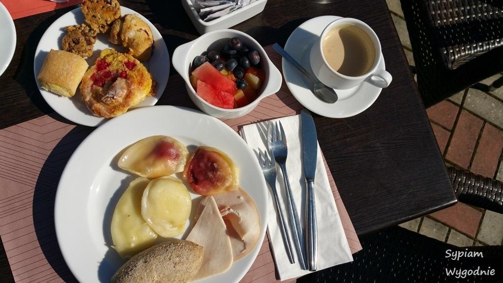 Mercure Gdańsk Posejdon - śniadanie 2