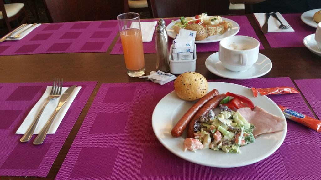 Mercure Karpacz Resort -śniadanie