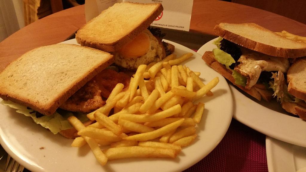 kanapka klubowa
