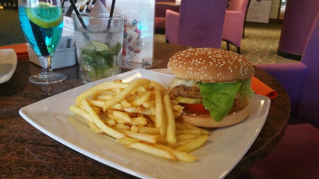 Mercure Karpacz Resort - restauracja burger