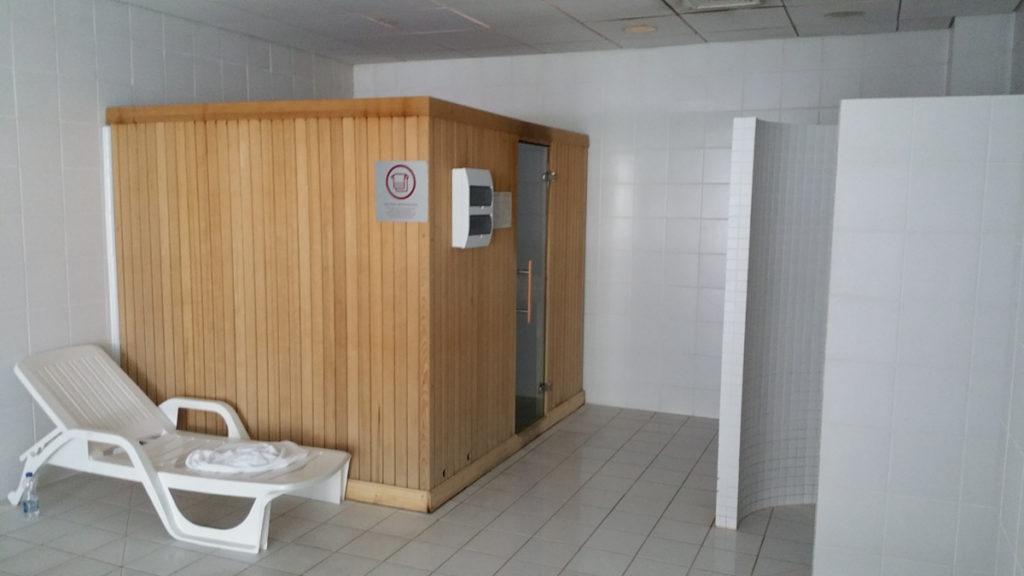 Mercure Karpacz Resort - sauna sucha
