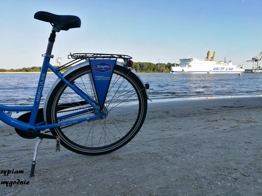 Hampton by Hilton Świnoujście - hotelowy rower