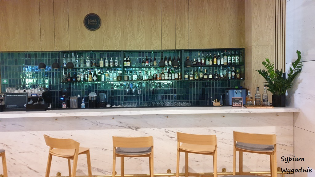 bar Suwak7 w Four Points by Sheraton Warszawa