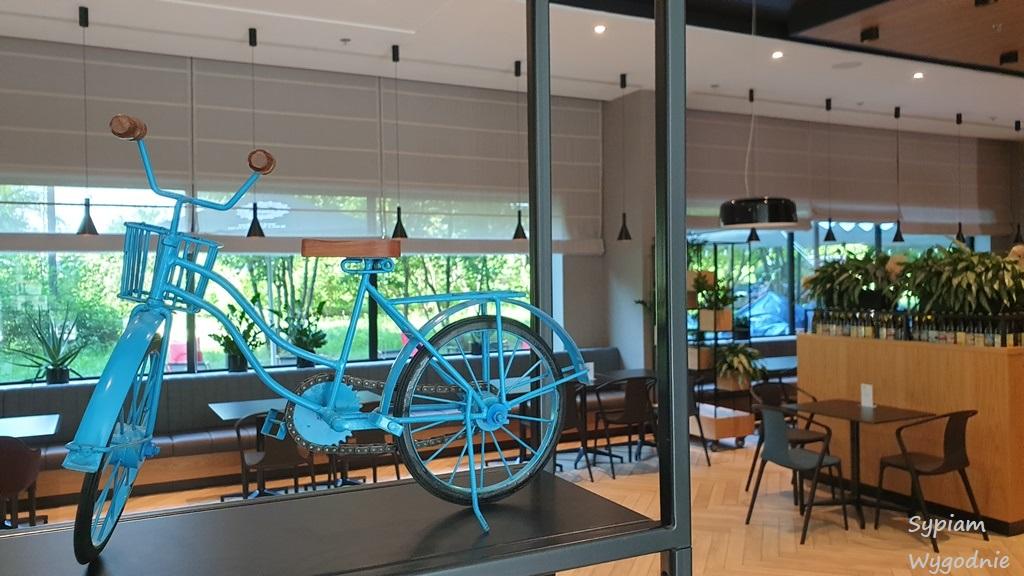 restauracja Suwak7 w łazienka w Four Points by Sheraton Warszawa
