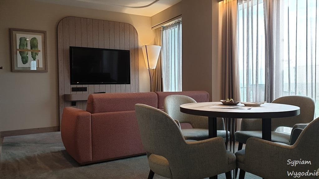 pokój w Hilton Świnoujście