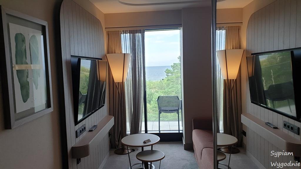 apartament w Hilton Świnoujście