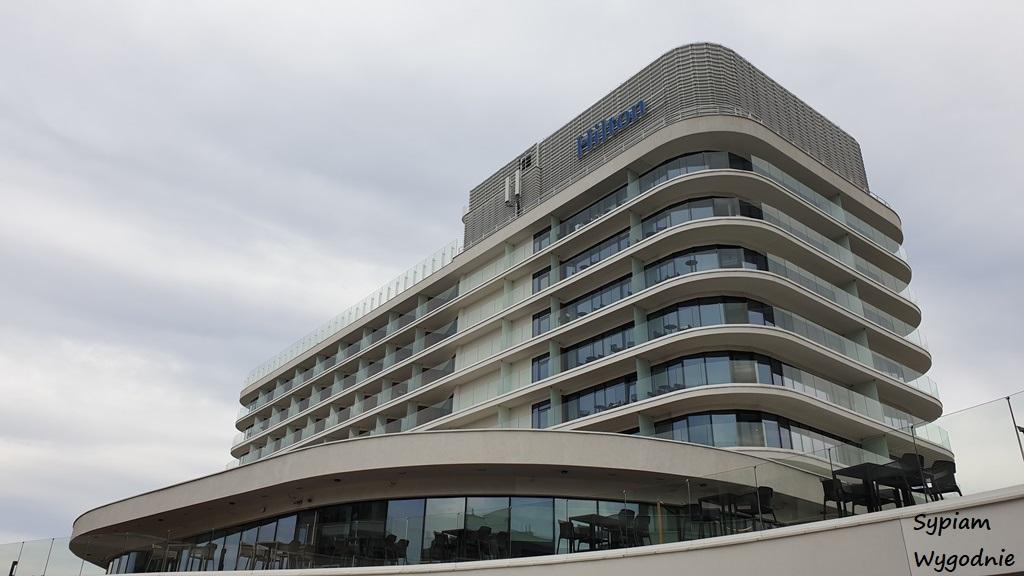 Hilton Świnoujście Resort & SPA - budynek