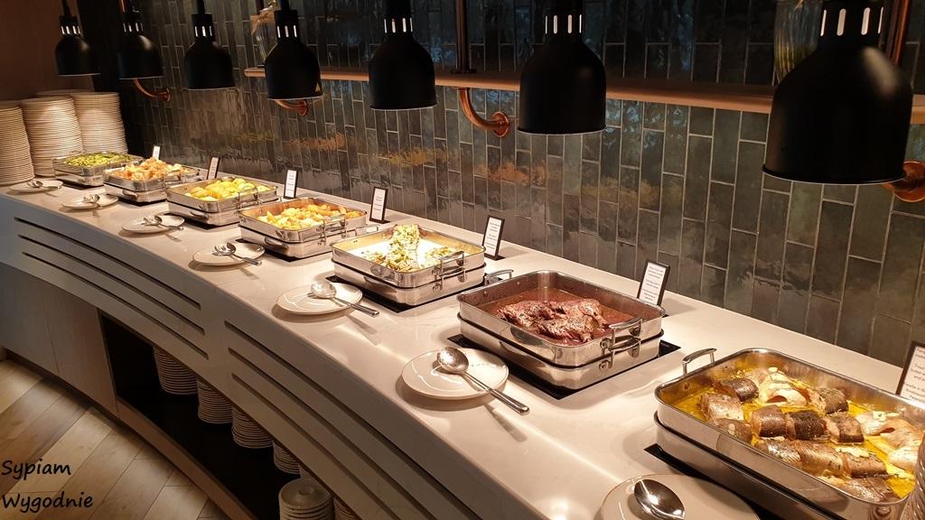 obiadokolacja w Hilton Świnoujście - Garner restauracja bufetowa