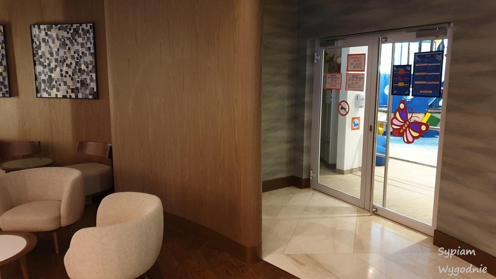 strefa dla dzieci w Hilton Świnoujście